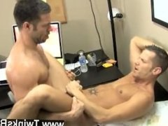 Hot twink Poor Tristan Jaxx is stuck helping, but he knows how to assure