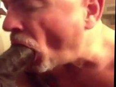 pigwhorekevin sucking my thick black cock in columbus #1
