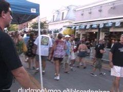 Key West Daytime Street Party
