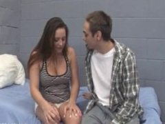 Female Prisoner Handjob