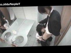 Hidden Cam Japanese Girl Getting Public Facial