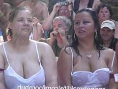 Naked Wet T Contest