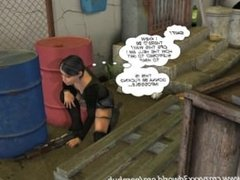 3D Comic: The Nanta Project. Episode 1