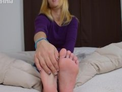 ute Tenna's Soft Little Size Sixes Soles