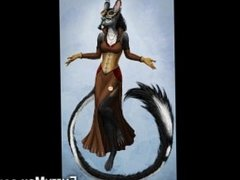 The Sexiest Furry Toons!