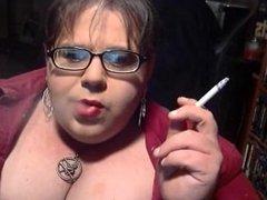 Exposed Faggot Smoke DianeL