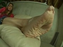 Her Feet are Just To Freaking Sexy Trust Me I Understand