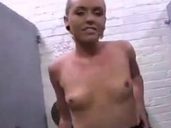 Miley Cyrus Gloryhole Visit For A BBC - Pretty Teen