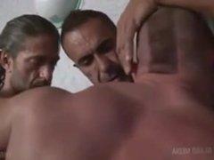 Buzz Isaac, Lito Cruz, & Jack Allen