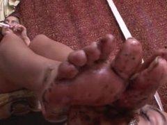 dirty foot femdom