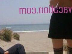 Yuliya Mayarchuk Hollywood Celebrity's Get Naked On Public Beach And Streak