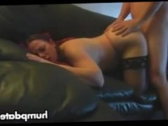 Cuckold films his wife fucking