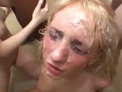 FACES OF CUM : Hillary Scott 2