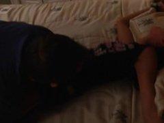 Danica Bedspread and Tickle Tortured