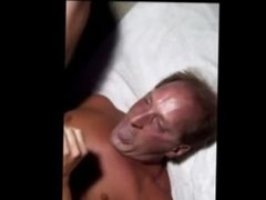 Self Cum Swallowing Compilation