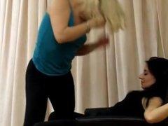 LESBIAN - Seducing Dancing