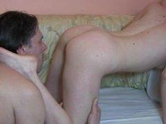 Eat my Ass! Femdom Humiliation by Sylvia Chrystall. HD.