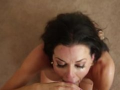 THROATED I throatfucked and facefucked Veronica Avluv!