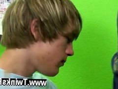 Gay XXX Blond sweetie Corey Jakobs gets humid and frisky with Latino lad