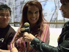 PornhubTV Syren De Mer Interview at 2014 AVN Awards