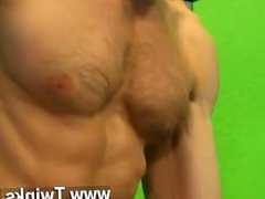 Twink video Ryan Sharp is providing his probation officer, Bryan Slater,