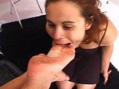 Annie's Dirty Feet 3