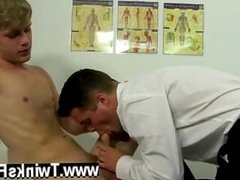 Sexy gay Sexy youthful youngster lad Anthony Evans has a jumpy visit with