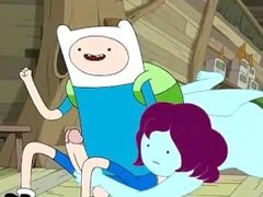 Adventure Time with Finn and Jake Porn