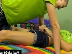 Gay twinks Jacobey London likes to keep his hook-ups interesting, so