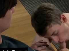 Twinks XXX The two stellar twinks are in the classroom and they�'re not