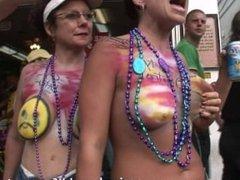 Wild Girls in Key West