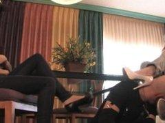 foot worship, feet kiss3