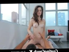 CastingCouch X Cali coed tries porn first time
