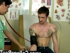 Twink movie of Jake stopped by and the doctor gave him the run down on