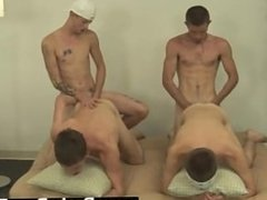Gay video The men positioned themselves to do the prominent BSB oral