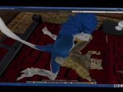Having sex with my brother in second life =^^= (he maked video))