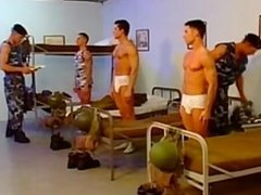 military recruits get fucked by horny superiors