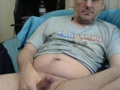 Showing off my cock