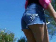 Latin Teen Skater Ariana Fox Sucks and Gets Ass-Fucked
