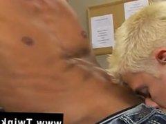 Gay fuck Luke Milan is a school teacher that likes disciplining youthful
