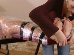 Tickling mummy jana cova