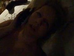 Dirty Talking Wife Fucks Herself