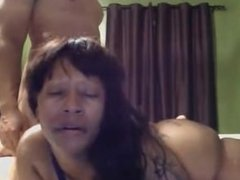 Cher0kee D@ss pussy pounded webcam