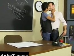 Sexy gay When Dustin Cooper is caught snooping for test-answers by his