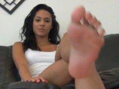 Danica foot pervert
