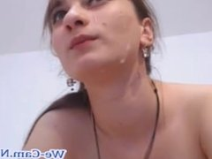 Couple make love live webcam show