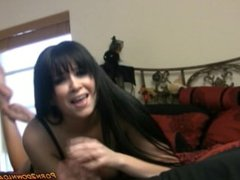 Hot girl laughs at your tiny little dick