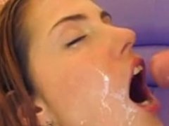 Face Covered Cumpilation 8