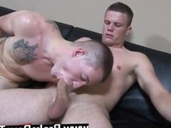 Twink movie Right away, Bradley was enjoying the suck off as it was clear