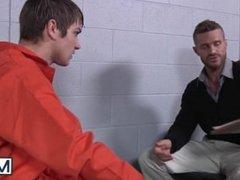 Prison Shower Part 4 - MEN.COM